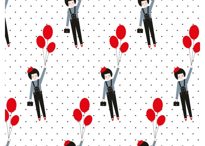 Red baloons